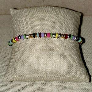 Stella & Dot Joyful Stretch Bracelet